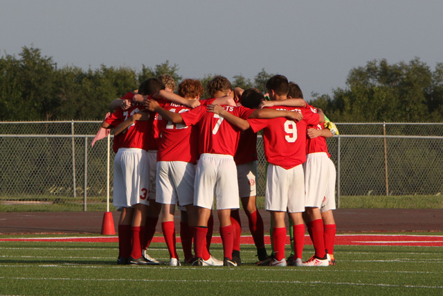 The Rocket soccer team looks to improve off its 9-7-1 record this year. Most of last year's starters return.
