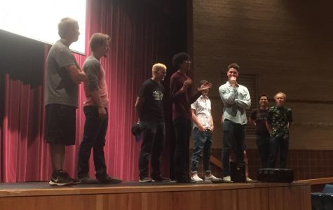 Rose Hill Student Premieres Film Project