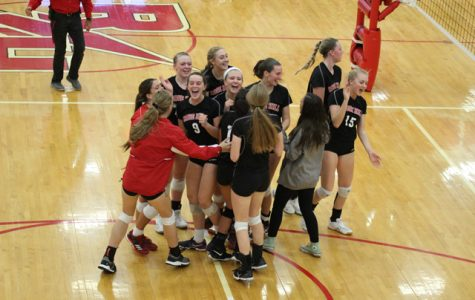 Rocket volleyball looks for third title in a row