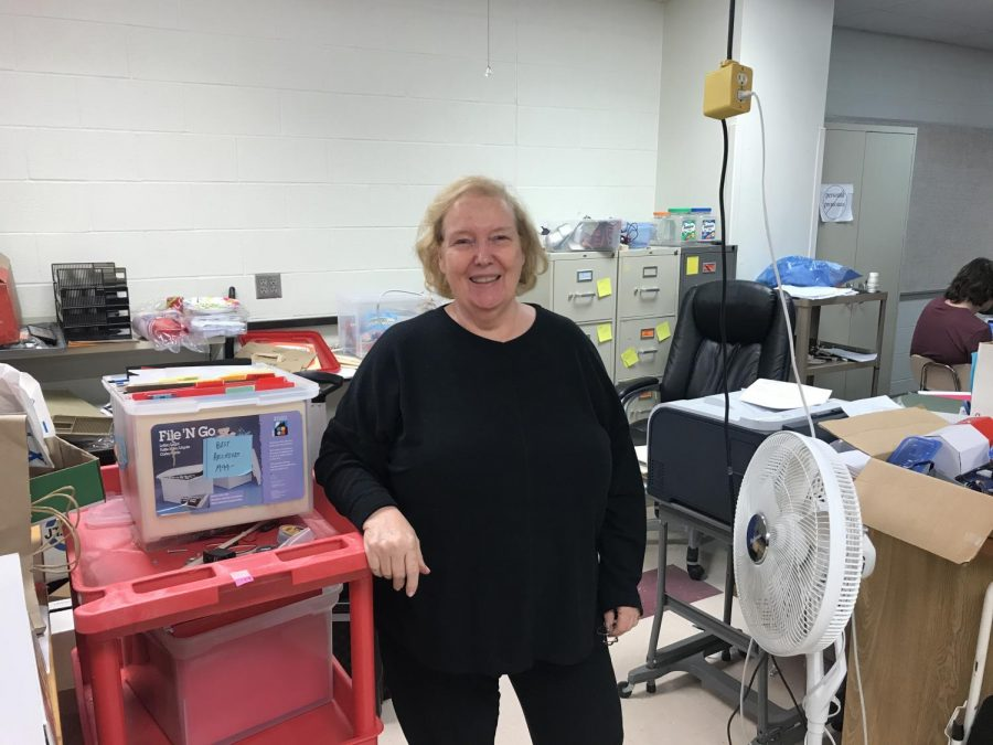 Science teacher Lee Ann Youse will be retiring at the end of the year.